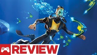 Subnautica Review (Video Game Video Review)
