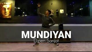 BAAGHI 2 Mundiyan | Dance Choreography By Rahul Sir | Dipen Sanjot |