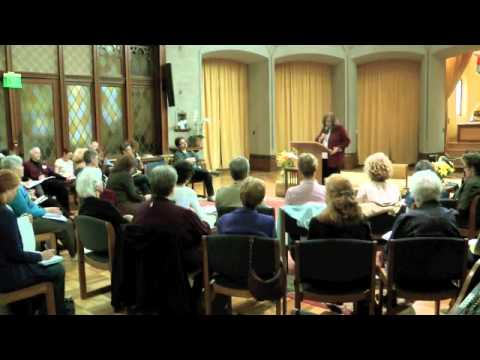 Women Mystics - Tuesday evening
