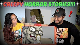 """Download Wansee Entertainment """"12 Horror Stories Animated (Compilation of June 2019)"""" PART 1 REACTION!! Mp3 and Videos"""