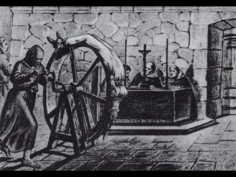 10 Самых изощренных пыток