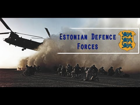 Estonian Defence Forces • Eesti kaitsevägi • Estonian Military Power