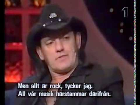 Lemmy, DIO and Joey DeMaio - Monsters of the Millenium interview