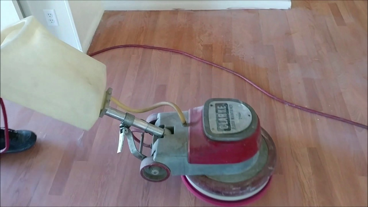 Cleaning Service Pro Wood Laminate Floor Strip And Wax