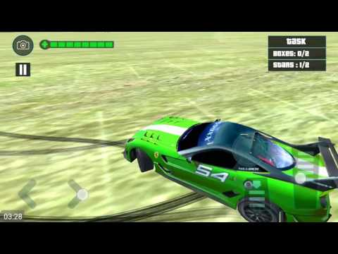 Floating Base Stunts | Android Gameplay |