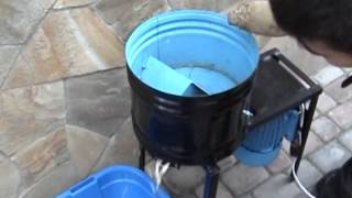 Repeat youtube video Электрическая корморезка для дома
