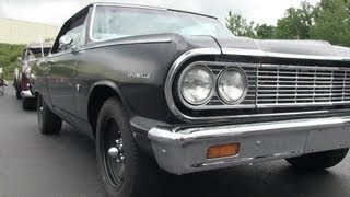 1964 Chevelle Malibu SS Interview from the Street Rodder Road Tour - Eastwood Summer Classic 2013