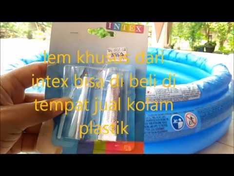 Tambal Kolam Renang Plastik Vinyl