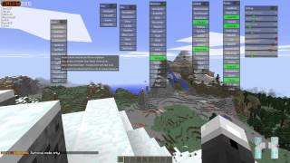 Minecraft : 1.8 .x Hacked Client - Wurst - The Amazing Sausage ! [HD]