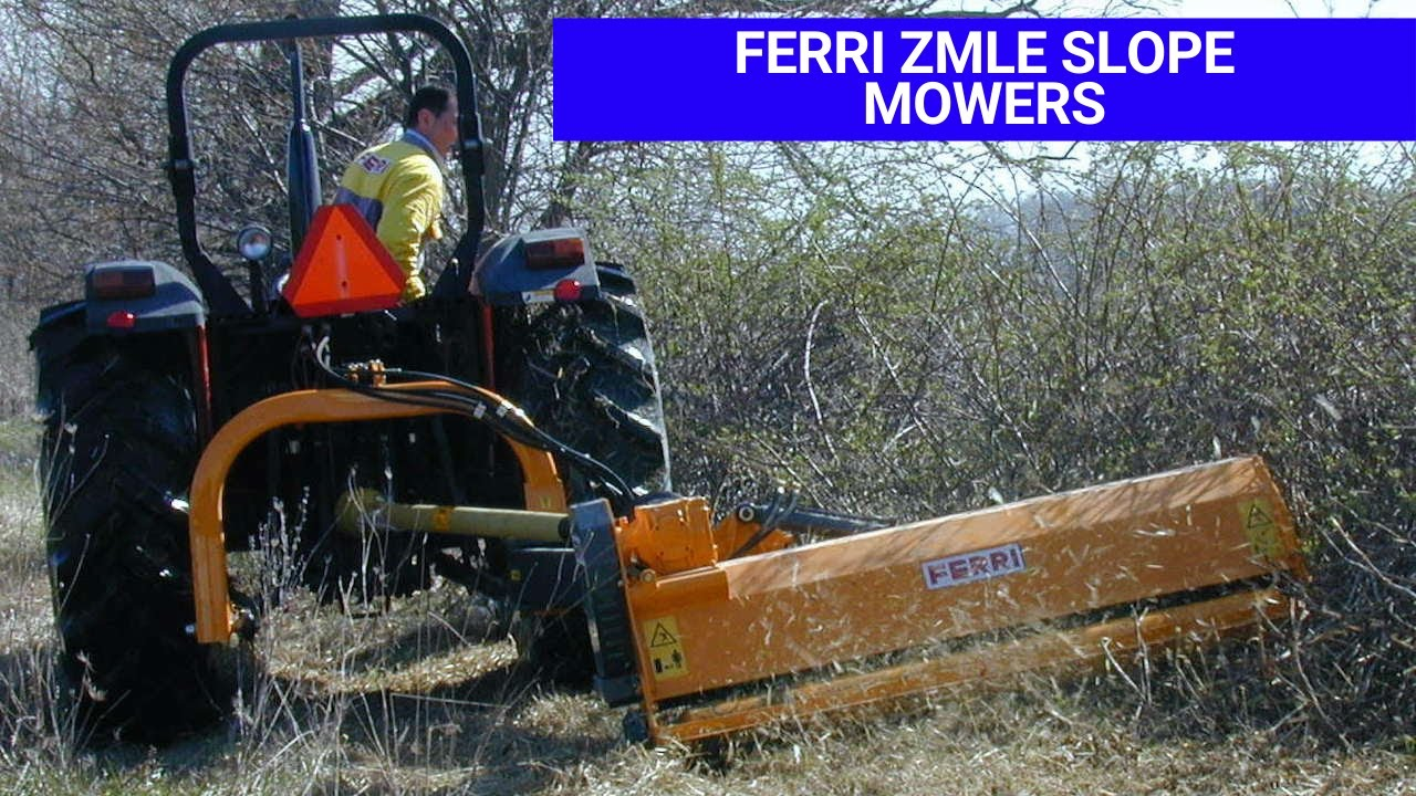 ferri mower schematic [ 1280 x 720 Pixel ]