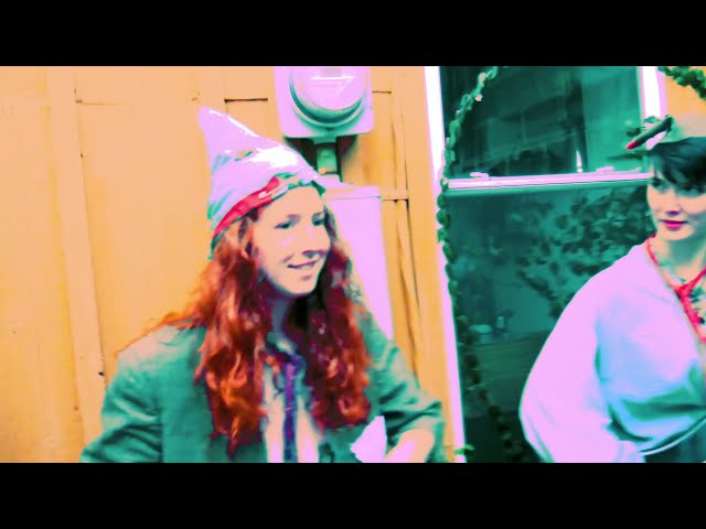Toadstool Shadow - March of the Robot Elves (Official Music Video)