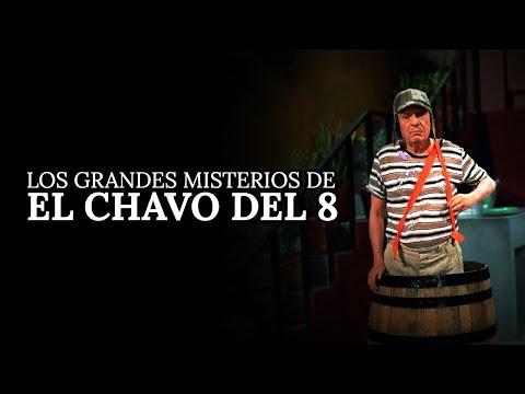 Los Grandes Misterios De El Chavo Del 8