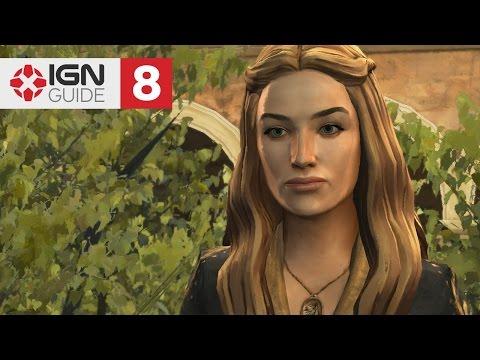 Telltale's Game Of Thrones: Episode 5 Walkthrough Part 8 - Chapter 5 Part 1