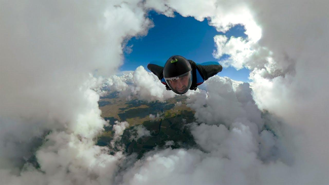 חשבתם לעוף עם חליפה זה חלומות מתוקים? צפו במציאות!