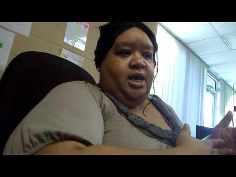 A black women working in white corporate America