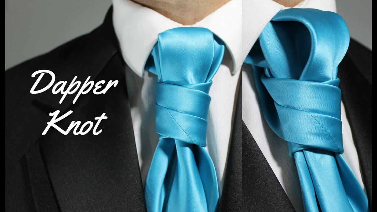 How to tie a tie dapper knot youtube ccuart Choice Image