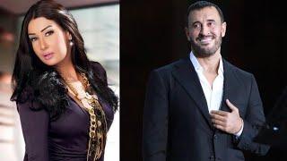 معجبة مجنونة تثير الجدل بعد لقائها كاظم الساهر وهل تزوجت غادة عبد الرازق؟