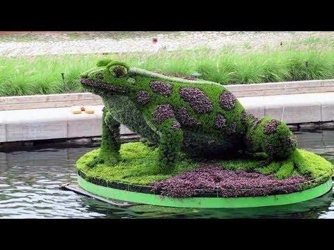 Beautiful Garden Sculptures