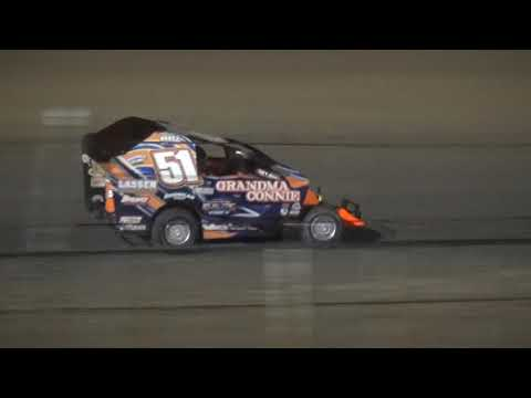 Indee Car Micro Mod feature Independence Motor Speedway 5/26/18