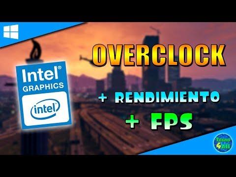 ¡Alcanza el MÁXIMO RENDIMIENTO en juegos para tu PC con Intel HD Graphics | OVERCLOCK fácil y seguro