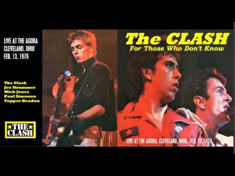 The Clash - Live In Cleveland, Ohio, 1979 (Full Concert!)