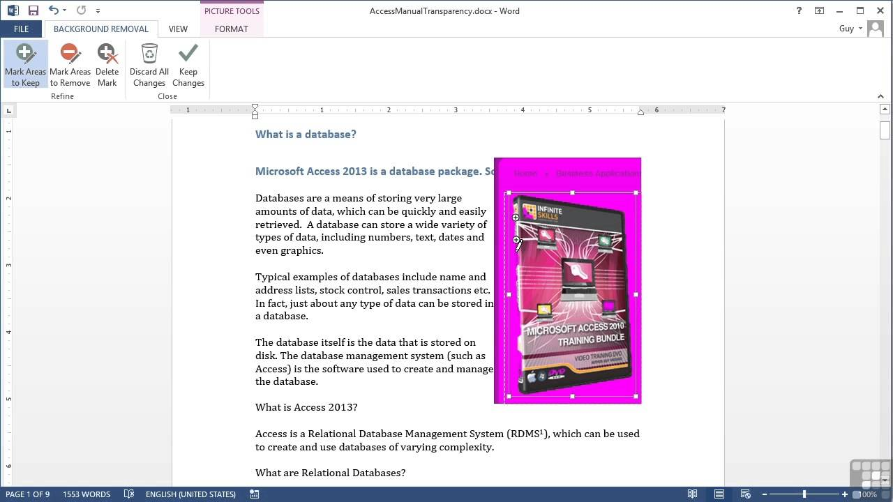 microsoft word 2013 tutorial
