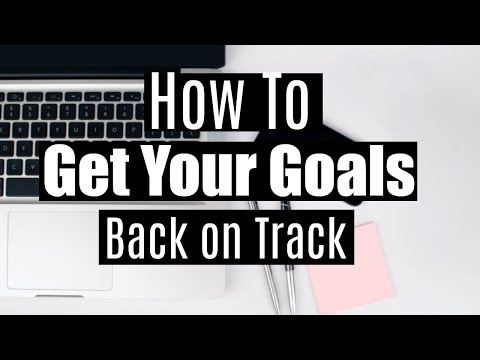 Get Your Goals Back on Track 2018  Brittany Daniel