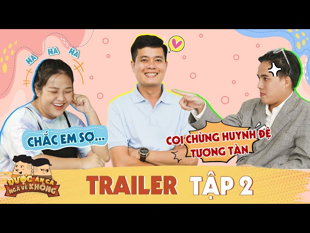 ĐACNVK Trailer #2   Bị Khương Dừa hù xanh mặt, Trà Ngọc Duy Khương huynh đệ tương tàn