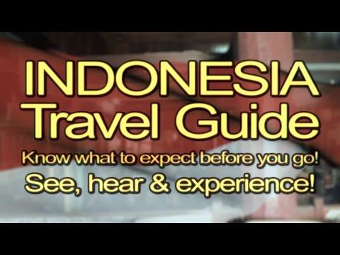 AWALK - EP129 - 1 Hour - Indonesia Travel Guide - Season 1