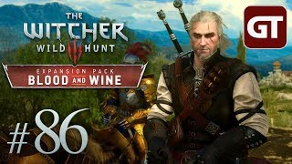 Thumbnail für The Witcher 3: Blood & Wine #86 - Ein ungebetener Gast - Let's Play The Witcher 3: BaW