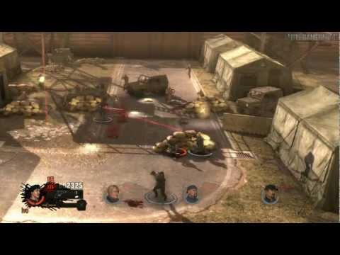 The Expendables 2 - PC Gameplay [HD]