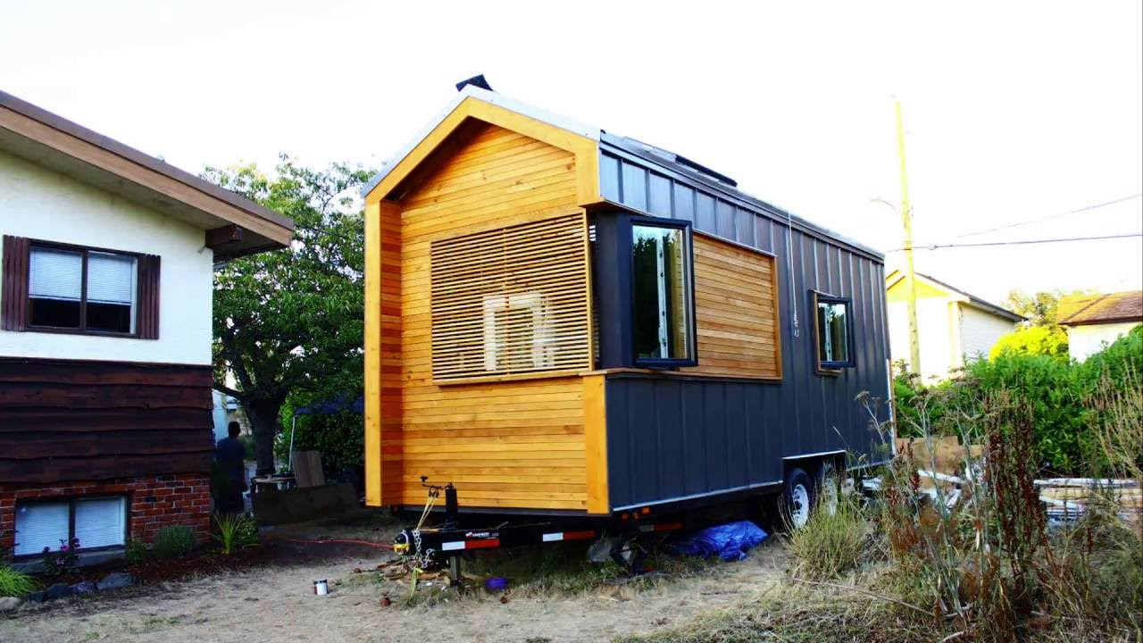 Tiny House Construction