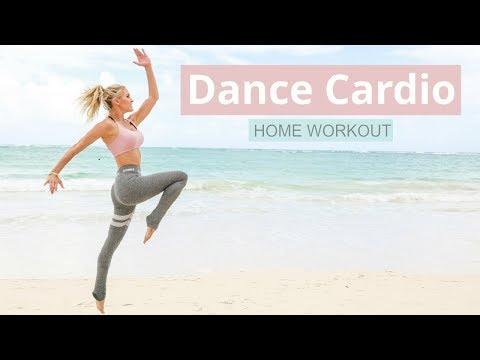 Dance Cardio Workout - 10 MINUTE FAT BURN | Rebecca Louise