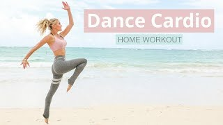 Dance Cardio Workout - 10 MINUTE FAT BURN | Rebecca Louise