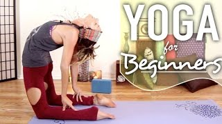Morning Yoga For Beginners - 20 Minute Energizing & Heart Opening Flow