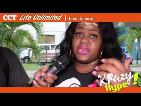 BVI Youth In Business 2015 Expo Invasion