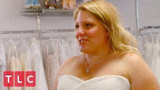 Anna Goes Wedding Dress Shopping | 90 Day Fiancé