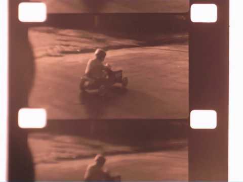 Semi-Automatic 16mm Film Scan