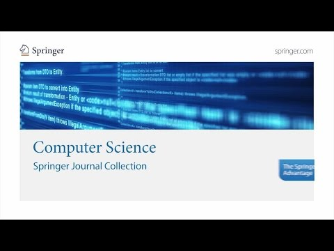 Computer Science - Springer Journal Collection