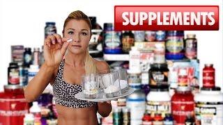 ♥ Sophias   Supplement Stack   Welche Nahrungsergänzungen? ♥