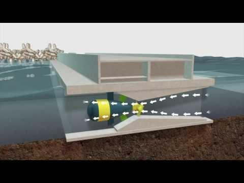 Wales plans to build tidal power lagoon in Swansea Bay