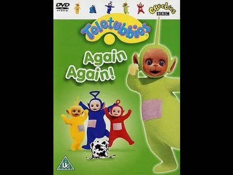 Teletubbies: Again-Again! (US Version with UK Narration)