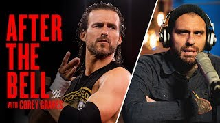 Only 90 minutes to make a plane to SmackDown! Adam Cole's Story: WWE After the Bell, Nov. 6, 2019