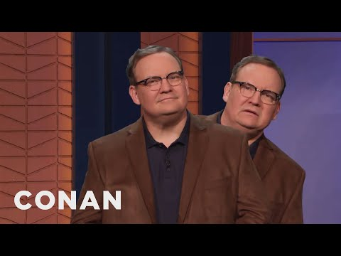 Andy Richter Leaves His Body