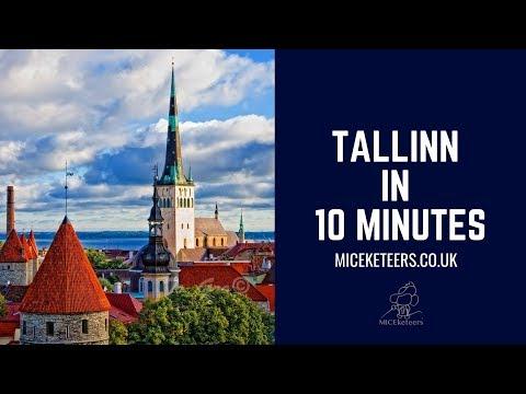 TALLINN IN 10 MINUTES