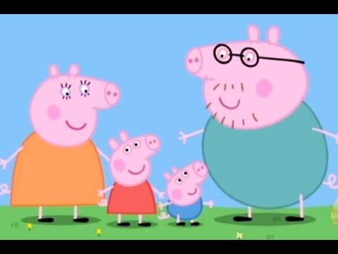 Peppa Pig En Français Final 2015 Youtube