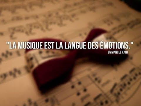 COURS Le caractère de la musique