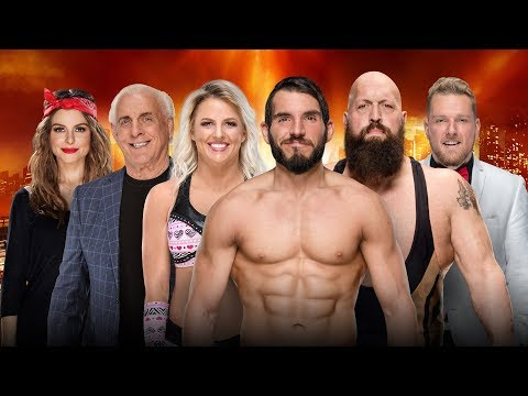Live WrestleMania 35 Watch Along