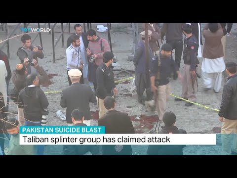 Pakistan Suicide Bombing Claimed By Taliban