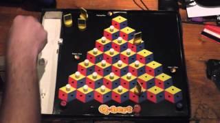 Q*bert Board Game
